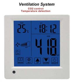 Воздушное отопление совмещенное с приточной вентиляцией